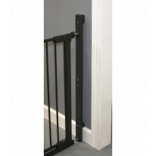 Qdos Universal Stair Mounting Kit for Hardware & Pressure Mounted Safety Gates - Slate