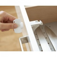 Adhesive Magnetic Locks & Key (2+1)