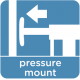 Pressure Mounted